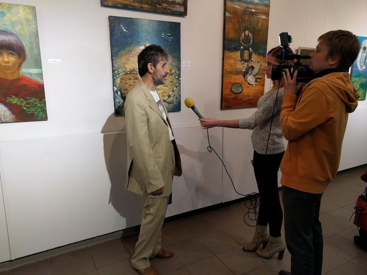 Ukrainian painter